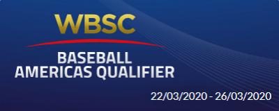 WBSC Americas Qualifier #Tokyo2020