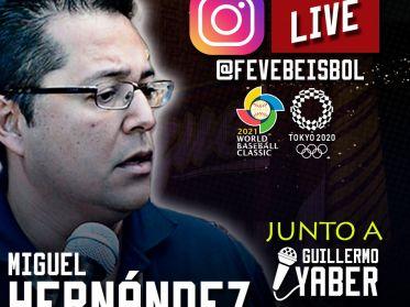 """Miguel Hernández: """"El arbitraje de Venezuela es el mejor de latinoamérica"""""""