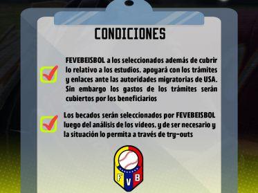 FEVEBEISBOL en alianza con Mado Scouting ofrecen becas de beisbol