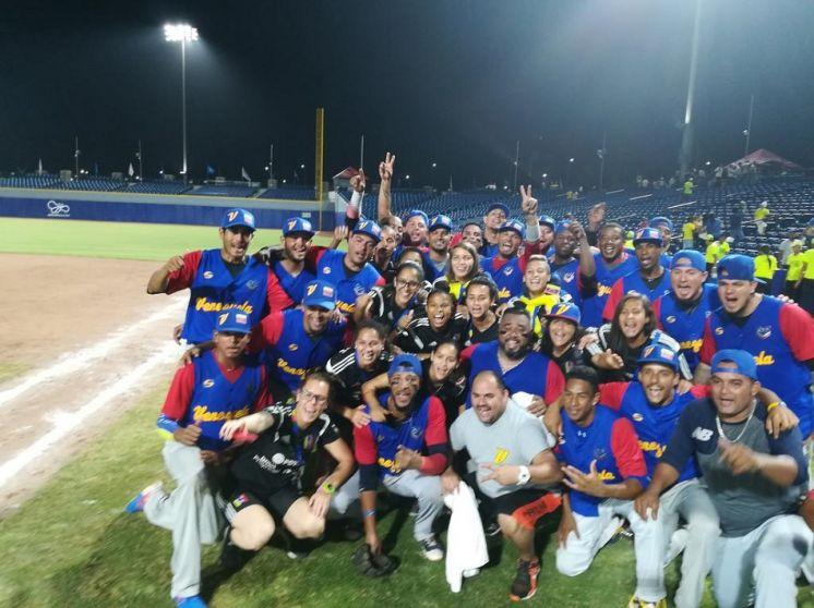 Venezuela busca el boleto al Panamericano en Brasil
