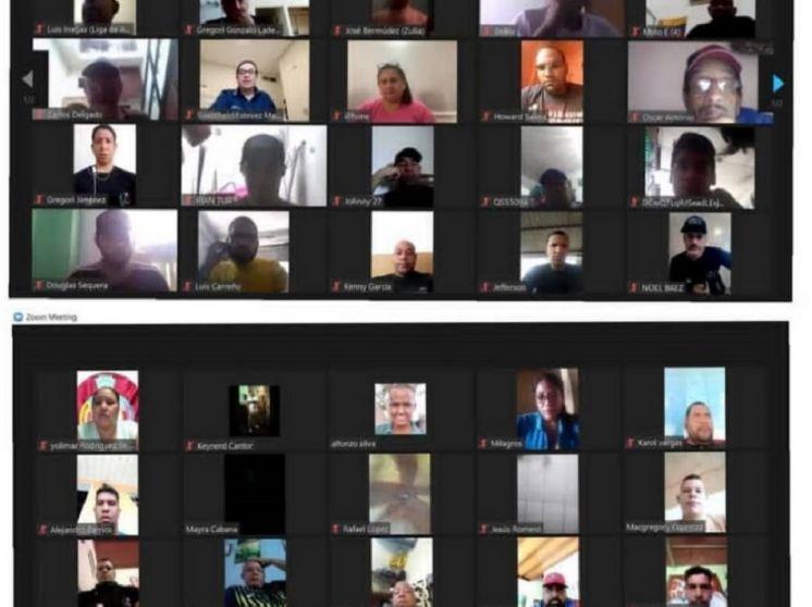 FEVEBEISBOL intensifica el trabajo virtual en cada uno de sus terrenos