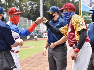 Team Beisbol Venezuela se despide con la frente en alto del torneo