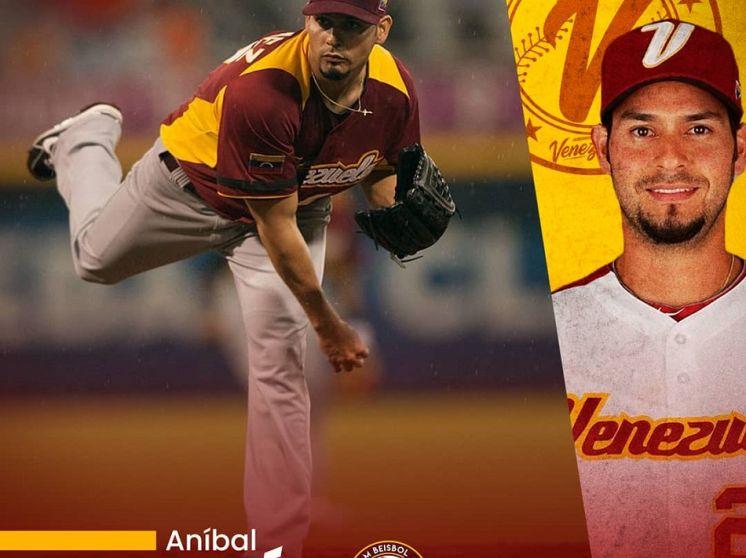 Aníbal Sánchez estará con el Team Beisbol Venezuela en el Preolímpico