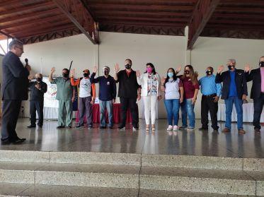 Aracelis León y su Junta Directiva reelectos para liderizar FEVEBEISBOL