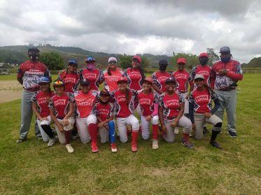 Team Beisbol Venezuela femenino culminó módulos en San Antonio de los Altos