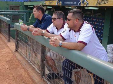 Team Beisbol Venezuela trabaja a toda marcha de cara al preolímpico