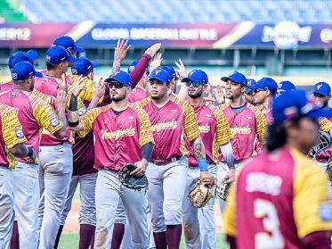 Team Beisbol Venezuela tiene en la mira clasificar a los Juegos Olímpicos de Tokio