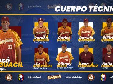 Team beisbol Venezuela tiene en José Alguacil su nuevo timonel para el torneo pre-olímpico