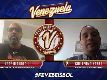 """José Alguacil: """"es una oportunidad de demostrarle al mundo quién es Venezuela"""""""""""