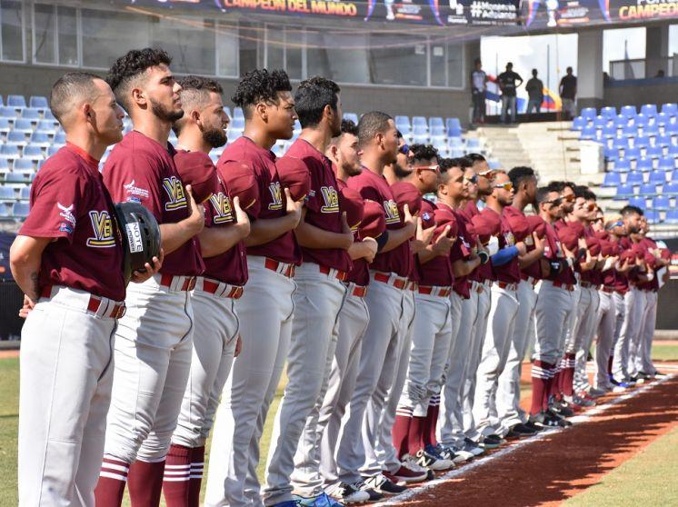 Team Venezuela encara un año lleno de retos de categoría Mundial