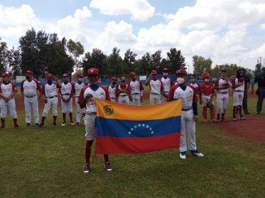 Team Beisbol Venezuela sub12 se queda con la medalla de bronce