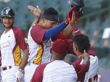 Team Beisbol Venezuela Sub23 deja en el terreno por KO a Cuba