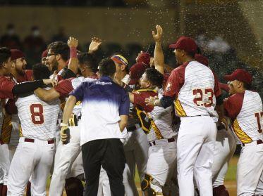 Team Beisbol Venezuela Sub23 campeones del mundo